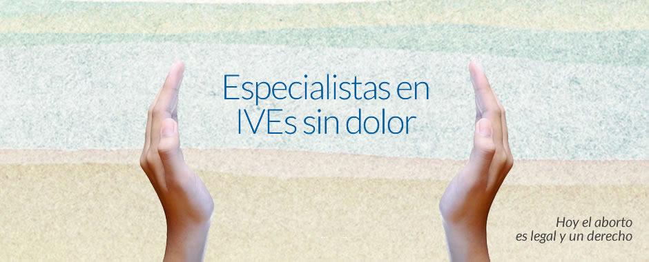 IVE, Interrupción Voluntaria del Embarazo