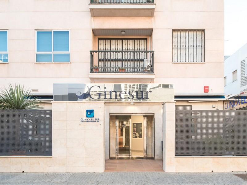 Clínicas ginesur Málaga Cádiz Sevilla