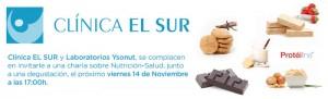 jornadas nutricion Clinica El Sur Sevilla