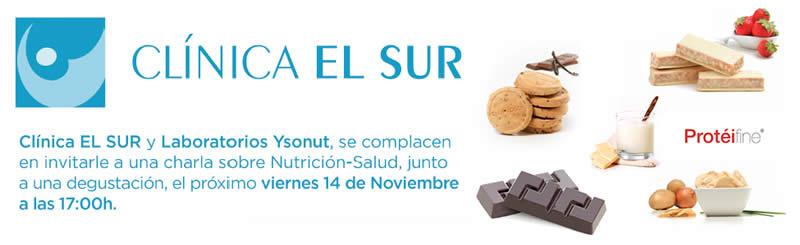 Jornadas de puertas abiertas sobre Nutrición y salud en Clínica El Sur Sevilla